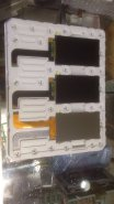 SHARP new original LS055R1SX03 lcd display screen 5.5 inch 2560*1440 2K LS055R1SX03 LCD Module Screen