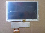 original HSD050IDW1-A20 lcd screen with touch panel HSD050IDW1-A20