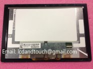 "Original 9.4"" inch LED LP094WX1 (SL)(A2) LP094WX1 (SL)(A1) display with touch screen digitizer For SONY SGPT111 T112 T113 T114"