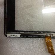 ELO E000868 SCN-A5-FZT15.0-M01-0H1-R touch screen glass