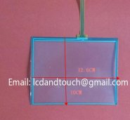 "Original H2-121AAA 12.1"" 4 Wire Touch screen glass"