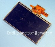 "Original 4.3"" inch LCD Screen for LMS430HF33 GPS LCD display screen panel with Touch screen digitizer replacement"