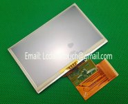 "Original 4.3"" inch LMS430HF29 LMS430HF29-002 LMS430HF29-003 LCD display screen with touch screen digitizer panel"